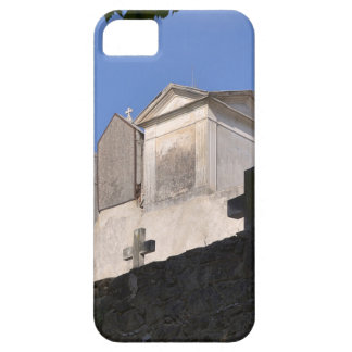 Cemetery in Menton iPhone 5 Cover