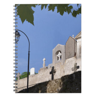 Cemetery in Menton Notebooks