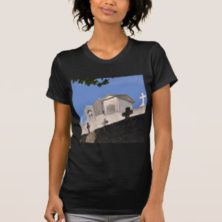 Cemetery in Menton T-Shirt