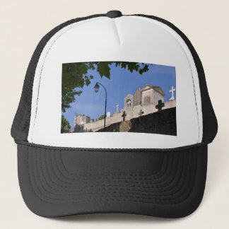 Cemetery in Menton Trucker Hat