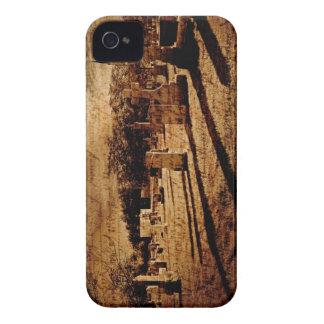 Cemetery iPhone 4 Cases