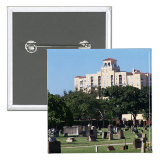 Cemetery west palm beach florida trees n buildings buttons