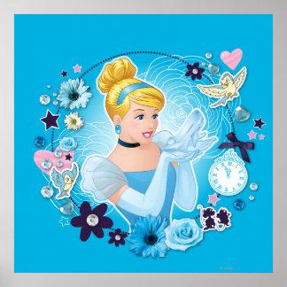 Cendrillon - aimable en tant que princesse vraie poster