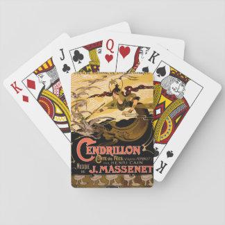 Cendrillon Poker Deck