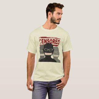 Censored/ Censorship T-Shirt