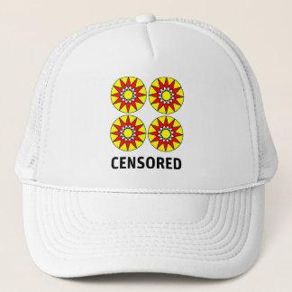 Censored Trucker Hat