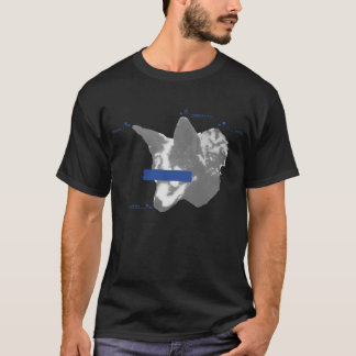 Censored Wildlife - Jackal T-Shirt
