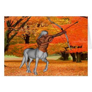 Centaur Card