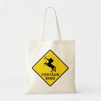 Centaur Crossing - sign
