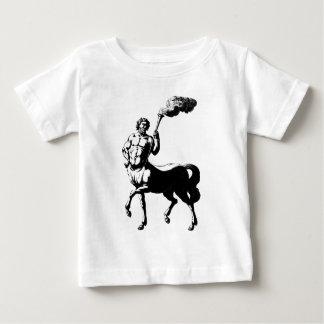 Centaur holding torch baby T-Shirt