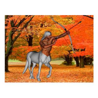 Centaur Postcard