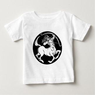 Centaur Sagittarius Zodiac Sign Baby T-Shirt