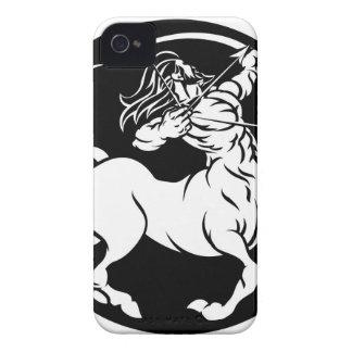 Centaur Sagittarius Zodiac Sign iPhone 4 Cover