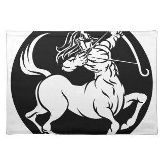 Centaur Sagittarius Zodiac Sign Placemat
