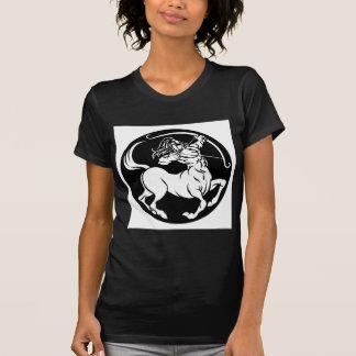 Centaur Sagittarius Zodiac Sign T-Shirt