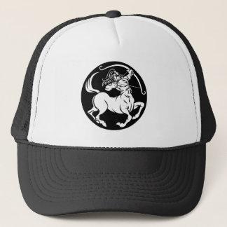 Centaur Sagittarius Zodiac Sign Trucker Hat