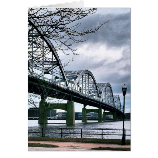 Centennial Bridge Blank Cards