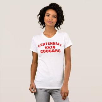 Centennial Cougars XXL T-Shirt
