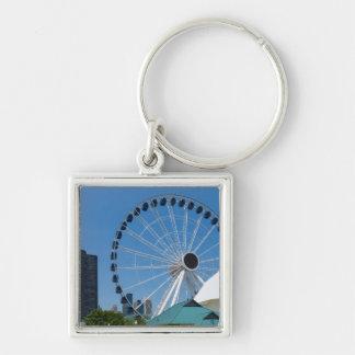 Centennial Ferris Wheel Keychain