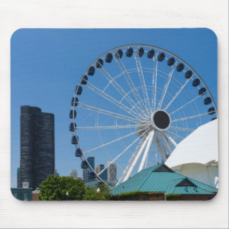 Centennial Ferris Wheel Mouse Pad