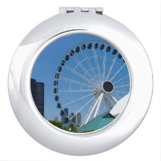 Centennial Ferris Wheel Travel Mirrors