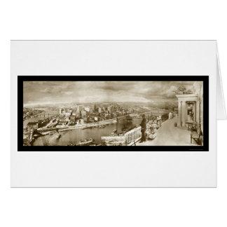 Centennial Pittsburgh Photo 1909 Card