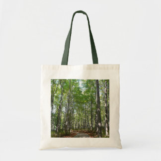 Centennial Wooded Path II Columbia Maryland Photo Tote Bag