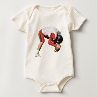 Center Hiking Ball Baby Bodysuit