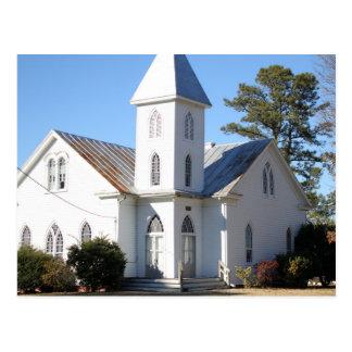 Center Hill United Methodist Church Post Card