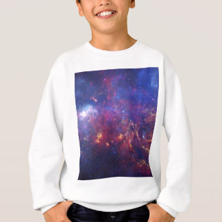 Center of the Milky Way Galaxy Sweat Shirt