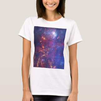 Center of the Milky Way Galaxy T Shirt