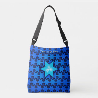 Center Star Crossbody Bag
