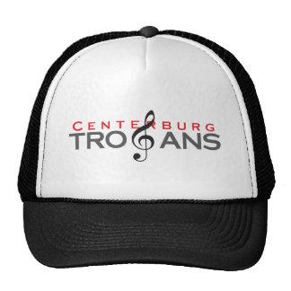 Centerburg Trojans Treble Clef Trucker Hat