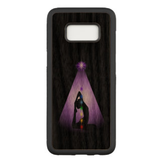 Centered Carved Samsung Galaxy S8 Case