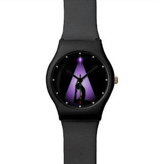 Centered Wristwatch