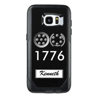 Centesimal 1776 by Kenneth Yoncich OtterBox Samsung Galaxy S7 Edge Case