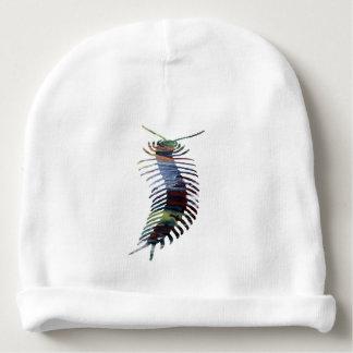 Centipede Art Baby Beanie