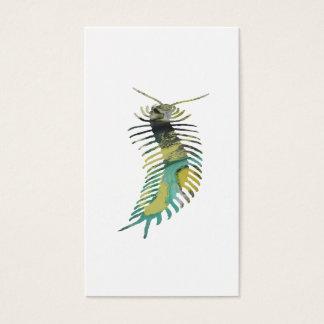 Centipede Art Business Card