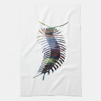 Centipede Art Kitchen Towel