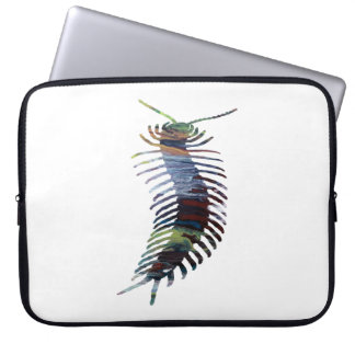 Centipede Art Laptop Sleeve
