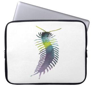 Centipede Art Laptop Sleeve
