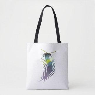Centipede Art Tote Bag