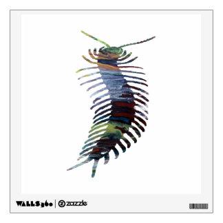 Centipede Art Wall Decal