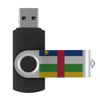 Central-African Republic Flag USB Flash Drive