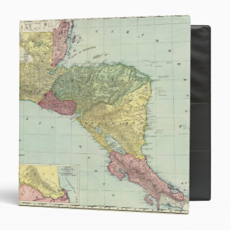 Central America 2 3 Ring Binder