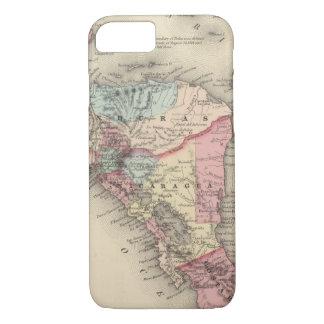 Central America 5 iPhone 7 Case