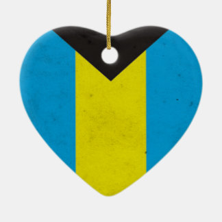 Central America and Caribbean :: Bahamas, The Ceramic Heart Ornament