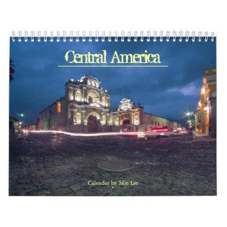 Central America Calendar