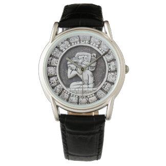 Central Americas Motif Wrist Watch