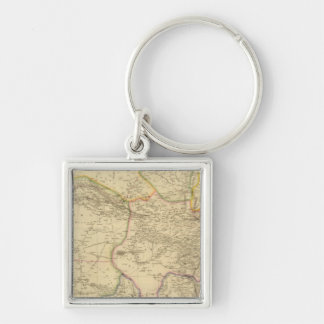 Central Asia Keychains